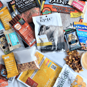 Paleo Backpacking Food Image