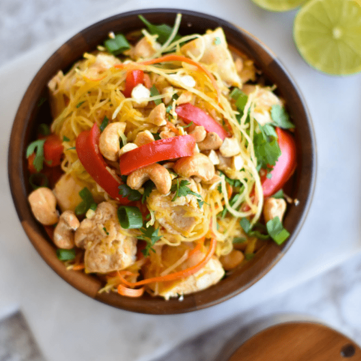 Paleo Pad Thai Featured Image