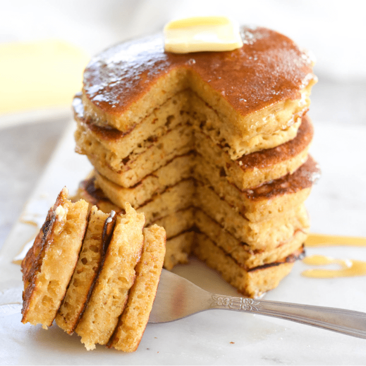 Cornmeal Pancakes featured image
