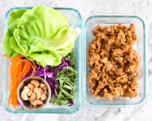 thai chicken meal prep