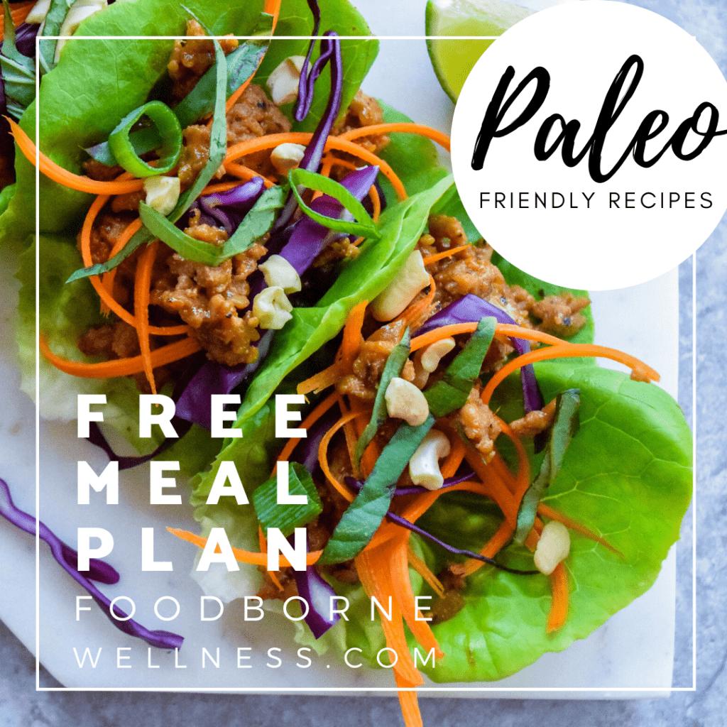 Free Meal Plan Banner