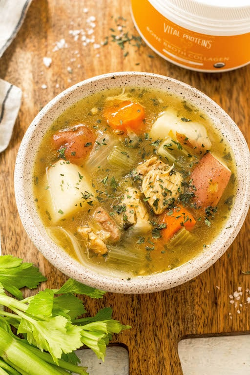 Whole 30 chicken soup