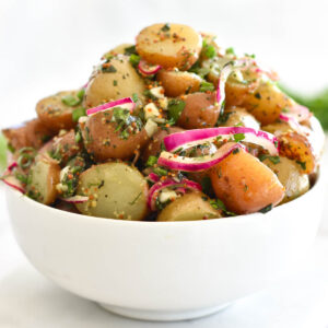 Whole30 No Mayo Potato Salad Featured Image